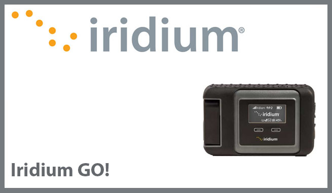 Iridium GO Rates