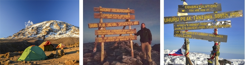 kilimanjaro banner