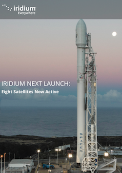 Iridium Launch