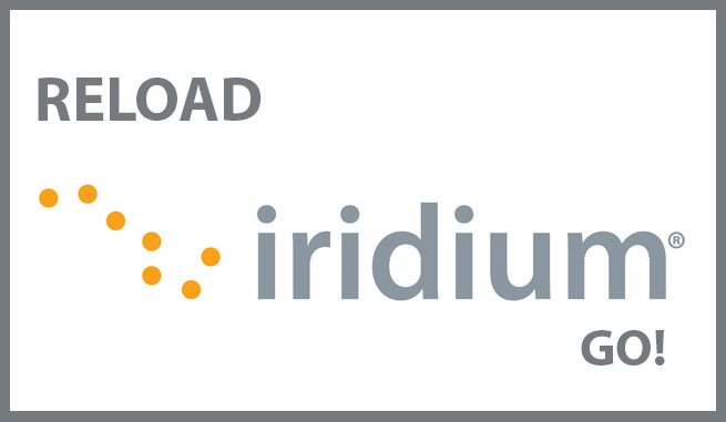 Reload Iridium GO!