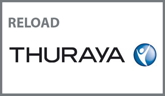 Reload Your Thuraya