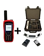 Iridium 9575 Extreme Satellite Phone - Emergency Responder Package w/ Solar Panel, Case & Desktop Charger