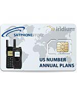 Iridium US Annual Plans