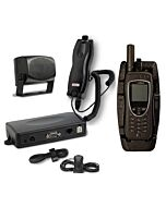 SatStation Extreme Dock - PTT w/Privacy Handset for Iridium Extreme PTT