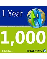 Thuraya 1,000 Unit Scratch Code