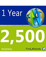 Thuraya 2,500 Unit Scratch Code