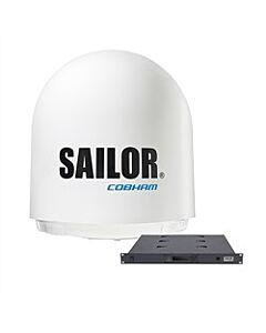 Sailor 900 8W SES Marine VSAT System
