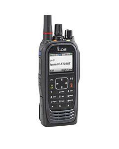Icom F7010T P25 Compliant Portable Marine VHF w/ Full DTMF Keypad