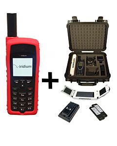 Iridium 9555 Emergency Responder Package w/ Solar Panel
