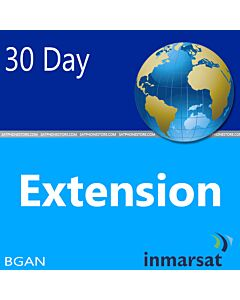 Inmarsat BGAN 30 Day Extension
