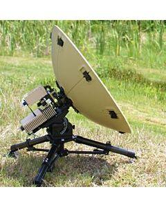 Cobham Explorer 3075 .75 Meter Ku or Ka Band Fly-Away VSAT
