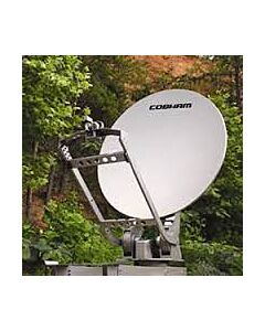 Cobham EXPLORER 7180 Ku Auto-Deploy VSAT AntennaExplorer 7180 1.8 Meter Auto Deploy Drive Away Antenna System