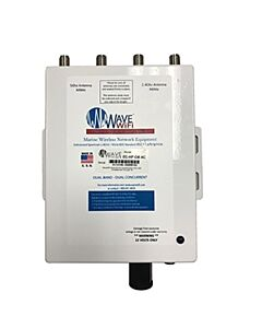 Wave Wifi EC-HP-DB-AN High Powered Dual-Band Ethernet Converter/Bridge