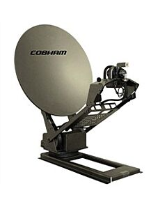 Cobham Explorer 7100GX 1.0m Vehicle Mount Auto-Acquire Antenna System