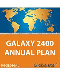 Globalstar Galaxy 2400 Annual Plan