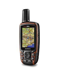 Garmin 010-01199-10 GPSMAP 64s, Worldwide