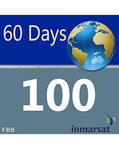 100 Unit Prepaid Fleet Phone/Fleet Broadband SIM Card