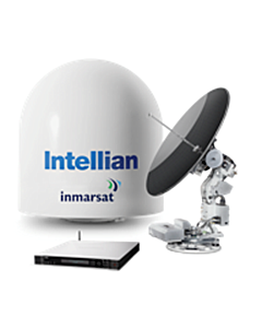 Intellian GX100PM 1M Ka-band GX Military Grade Terminal