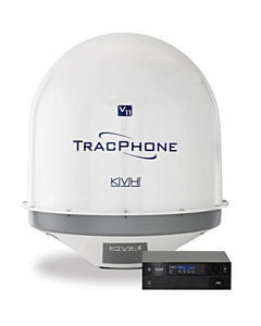 KVH TracVPhone V11-IP Mini VSAT System  - Up to $2,000 in Rebates and Incentives