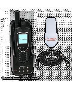 Beam BEA-9575PDHB PotsDOCK Extreme Bundle w/ Antenna & Handset - Iridium 9575