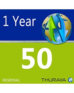 Thuraya 50 Unit Scratch Code