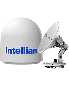 Intellian v85NX 85cm Ku-Ka Convertible Maritime VSAT Antenna
