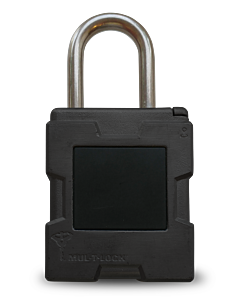 Starcom Watchlock Pro Hardened Steel High Security Padlock