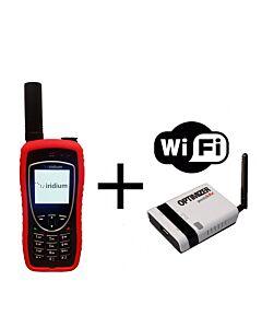 Iridium 9575 WIFI Package - Satellite Phone with RedPort Optimizer