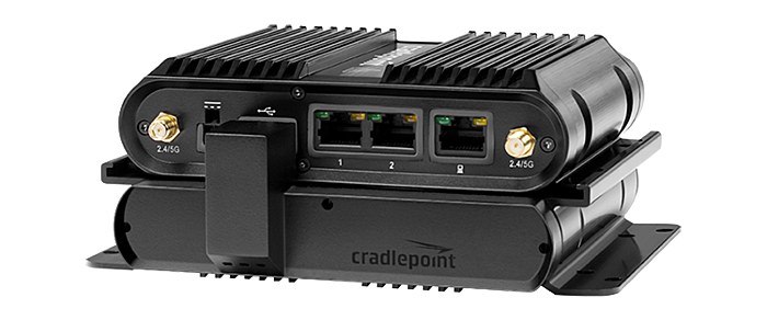 Cradlepoint COR IBR1100 Series Router (Non Wi-Fi)