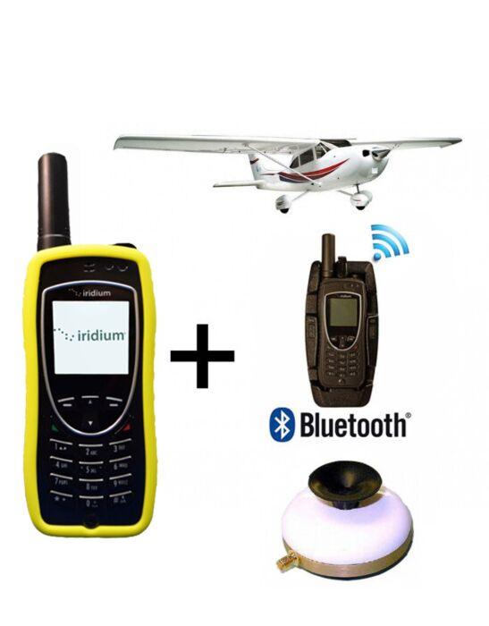 Iridium Extreme 9575 Satellite Phone - Aviation Package