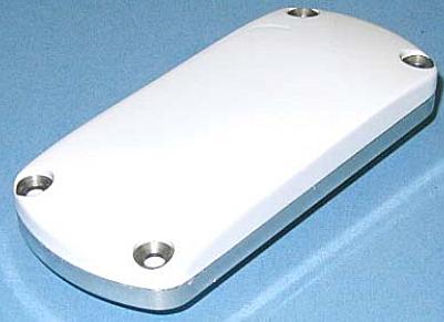 Iridium Aviation Antenna with GPS - FAA 8130-3 Approval Tag