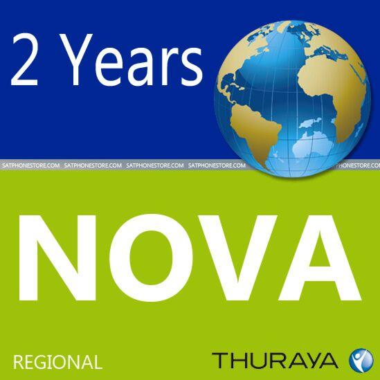 Thuraya NOVA 100 - Prepaid Airtime SIM Card