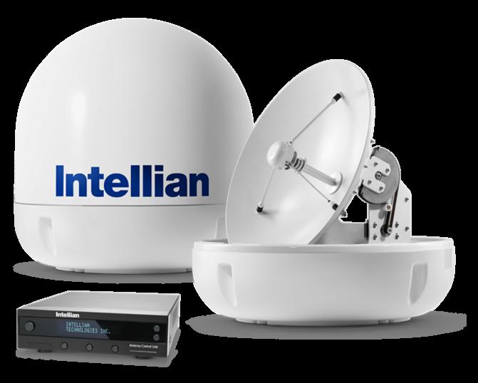 Intellian- I6 Dla System 23 6
