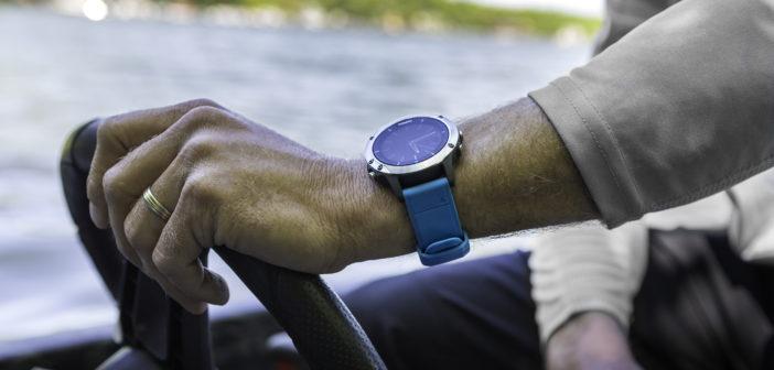 Quatix® 5 Marine GPS Smartwatch - Test & Avis - Mon GPS Avis.fr