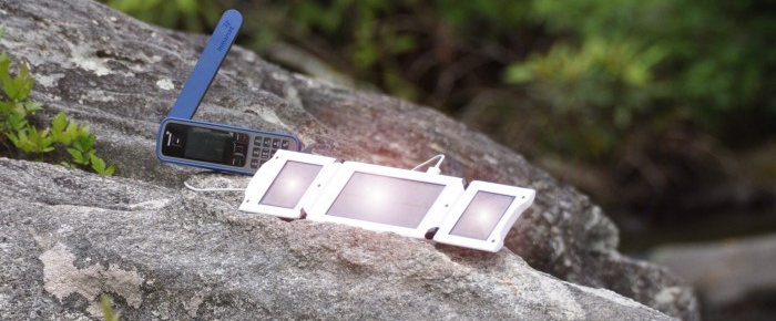 SatStation SolarBoost 3 Solar Charger